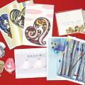 専門学校 九州デザイナー学院 2月の体験入学(イラスト)