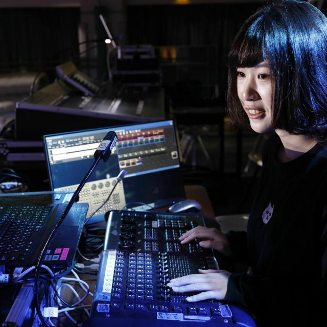 ビジュアルアーツ専門学校・大阪 「音響・照明・マネージャー」オンライン説明会4