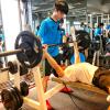 大阪リゾート&スポーツ専門学校 【マシントレーニング体験】初心者でも安心!トレーニング体験!
