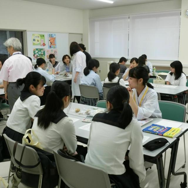 山陽女子短期大学 ☆オープンキャンパス☆(高3生対象) 食物栄養学科1
