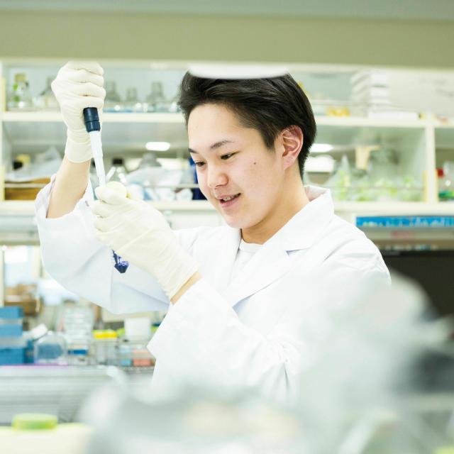 東京バイオテクノロジー専門学校 【遺伝子コース】オープンキャンパス:東京バイオのコース体験!1