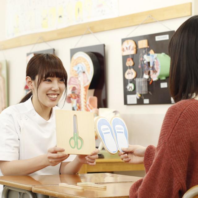 長野医療衛生専門学校 言語聴覚士の仕事について知ろう!!1