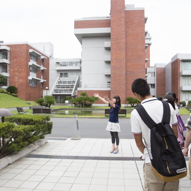 東京薬科大学 第3回オープンキャンパス1