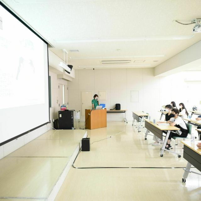 常磐会短期大学 冬のminiオープンキャンパス2
