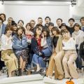専門学校東萌ビューティーカレッジ サイタマニアによるヘアショー