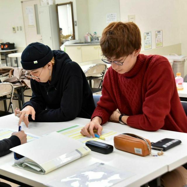 目白ファッション&アートカレッジ ◆来校型◆ファッションビジネスを学んでみよう!3