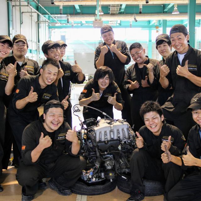筑波研究学園専門学校 自動車整備の楽しさがよく分かる【夏の特別模擬授業】1