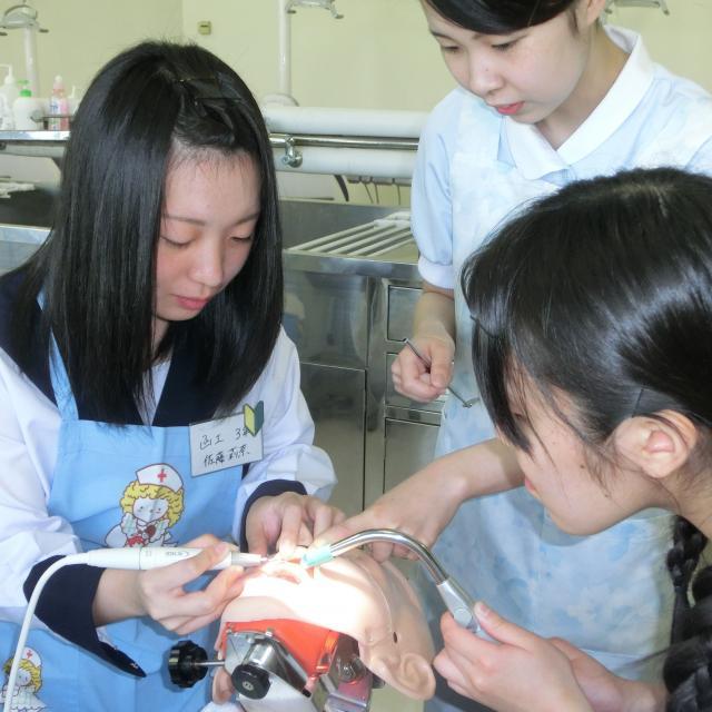 函館歯科衛生士専門学校 【ミニコース!】3月23日14:00~スタート!2年生向け体験入学1