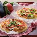 織田栄養専門学校 夏野菜のピザ作り