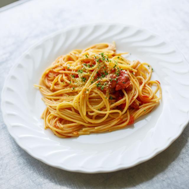 シンプルだからおいしい ~スパゲッティ ペペロンチーノ~