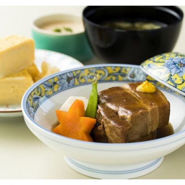 中村調理製菓専門学校 【調理コース】とろとろ!豚の角煮♪1