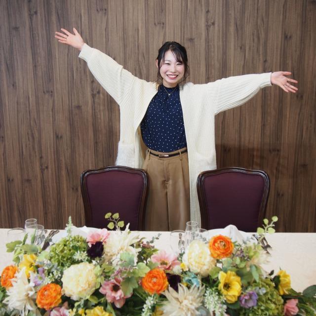 大阪観光専門学校 ◆ ブライダル学科 2月体験入学 ◆3