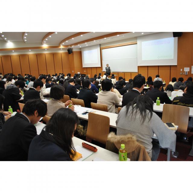 湘南医療大学 入試直前対策説明会1