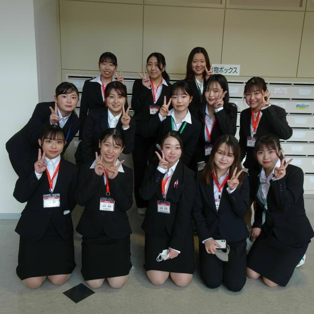 北海道武蔵女子短期大学 キャンパス見学会2
