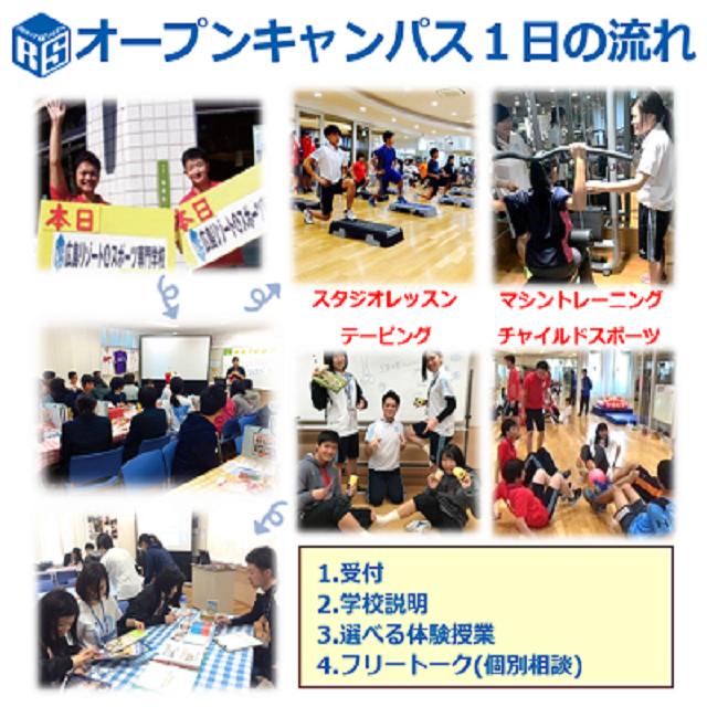 広島リゾート&スポーツ専門学校 【高校1・2年生向け】広島リゾスポWINTER FESTA!2