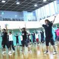 横浜YMCAスポーツ専門学校 YMCAスポーツクラブで筋トレ!