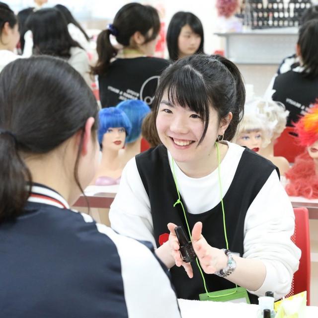 京都理容美容専修学校 5月☆スペシャルオープンキャンパス2