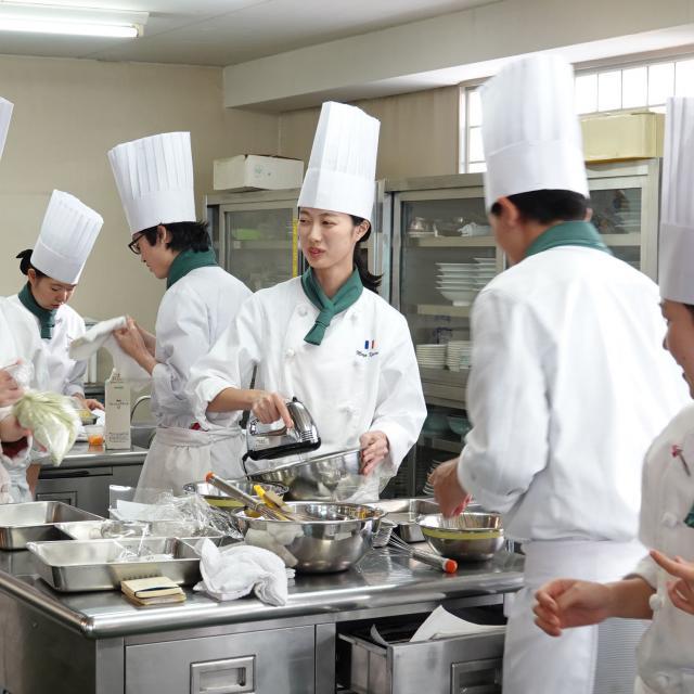 国際学院埼玉短期大学 オープンキャンパスに参加しよう!3