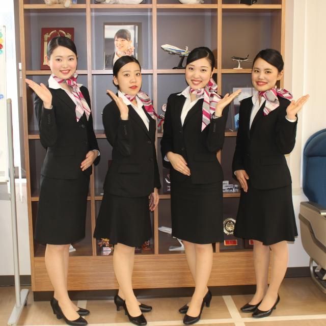 西日本アカデミー航空専門学校 AIRPORT OPEN CAMPUS3