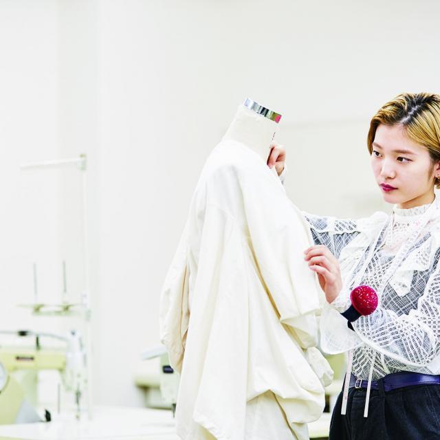 上田安子服飾専門学校 再進学・Wスクールに!夜間オープンキャンパス実施★1