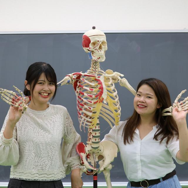 東京医療専門学校 【柔整科】夜のミニオープンキャンパス★授業見学3