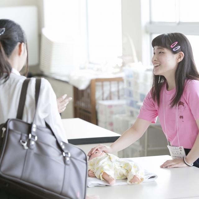 星美学園短期大学 ☆ミニ・オープンキャンパス☆2