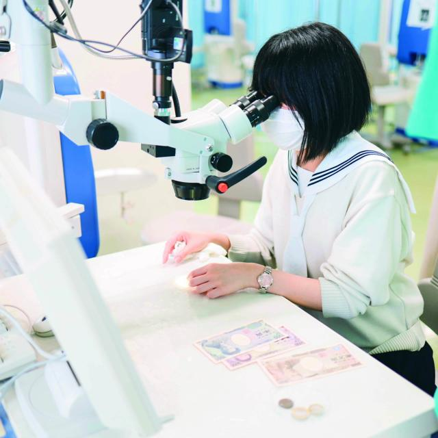 北海道医療大学 オープンキャンパス2021(臨床検査学科)1