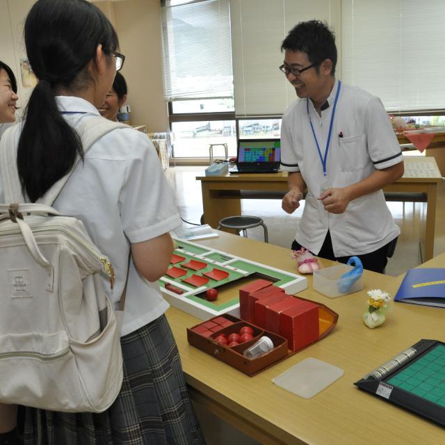 医療福祉専門学校 緑生館 作業療法士を目指す方、必見!(ミニオープンキャンパス)1