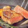 名古屋辻学園調理専門学校 特別に料理もスイーツも! 牛肉のステーキ・苺のタルト