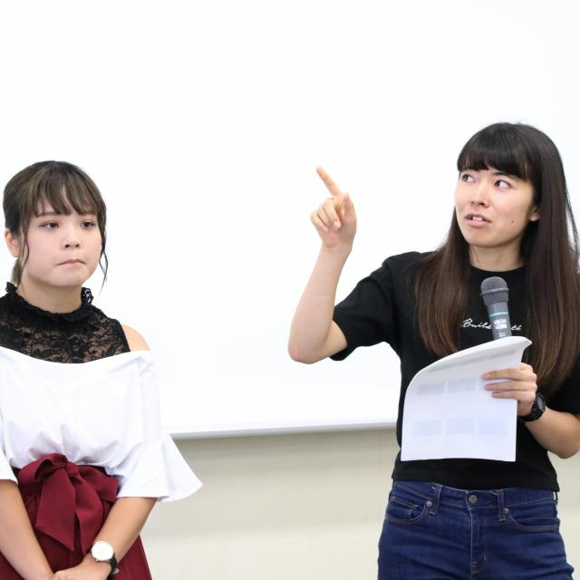 東京福祉大学 伊勢崎キャンパス 春のオープンキャンパス4