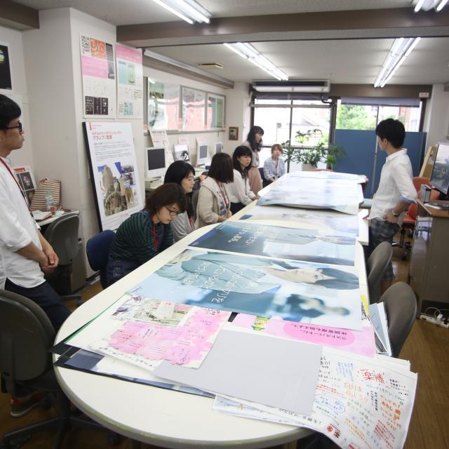 広告デザイン専門学校 広デのオーキャン。デザインはホントを知ることから始まる。3