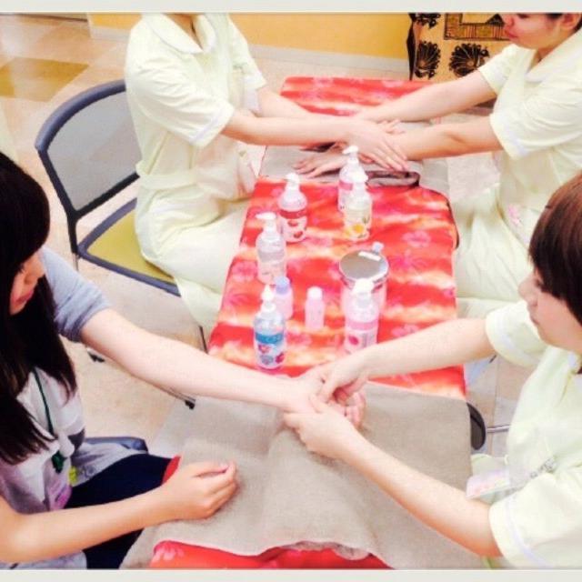 横浜ビューティー&ブライダル専門学校 【エステ】エステ体験でキレイになれる☆高校2年生も歓迎♪2