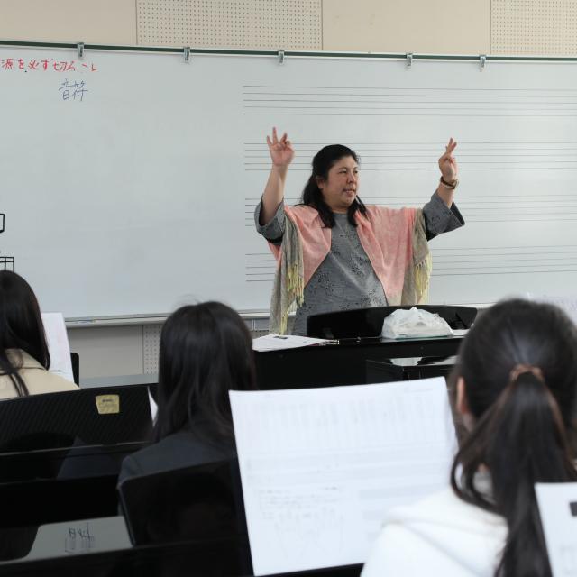 びわこ学院大学短期大学部 夏のオープンキャンパス20203