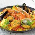 西武調理師専門学校 魚介をたっぷり乗せて!人気のスペイン料理 パエリア!