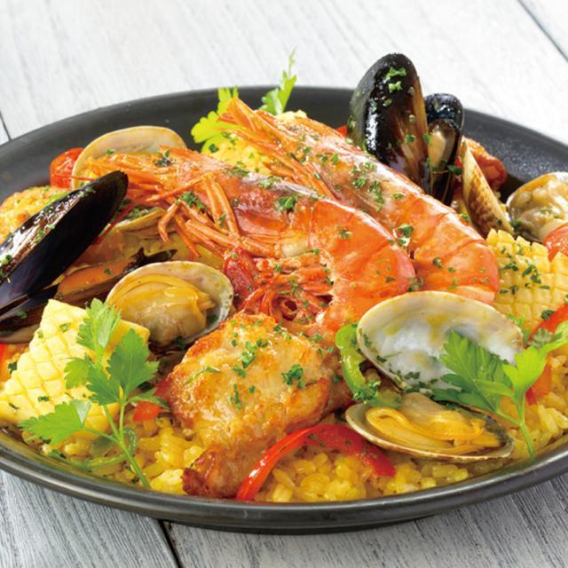 西武調理師専門学校 魚介をたっぷり乗せて!人気のスペイン料理 パエリア!1
