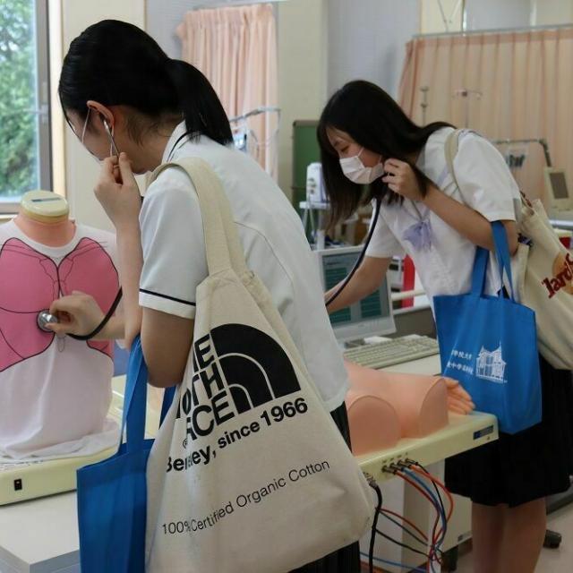 弘前学院大学 2021年度第3回オープンキャンパス(看護学部)3