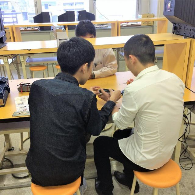 大阪電子専門学校 12月 一度OCに来た方へ!当校がよりわかるプレ授業開催♪3