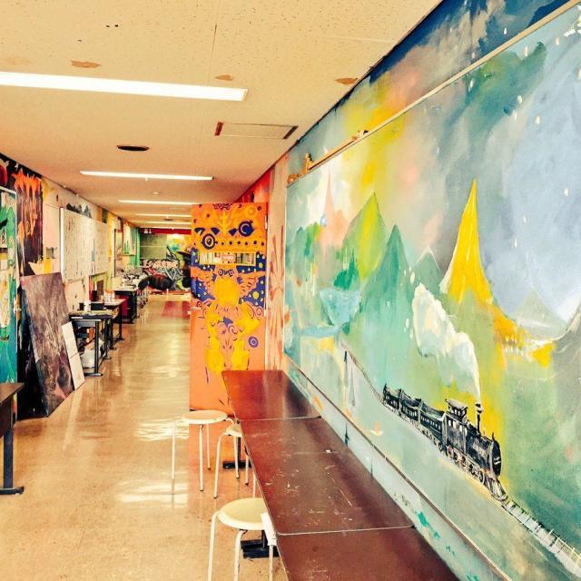 大阪デザイナー専門学校 【体験入学】はじめてのCG・ゲームデザイン講座2