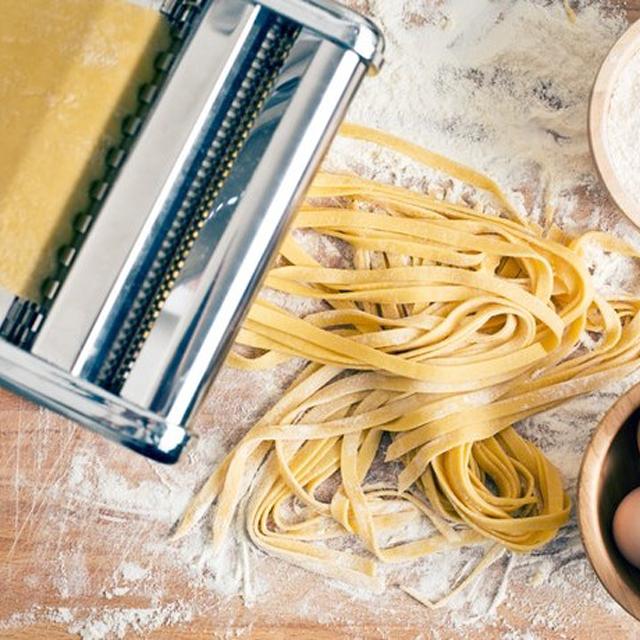 華学園栄養専門学校 【1月12日】手作りパスタを作ってみよう!1
