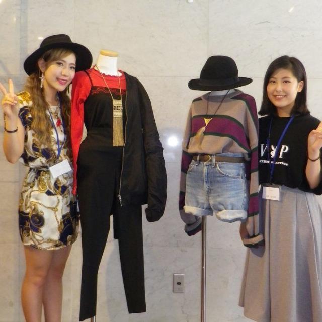 目白ファッション&アートカレッジ スタイリストにチャレンジ!1