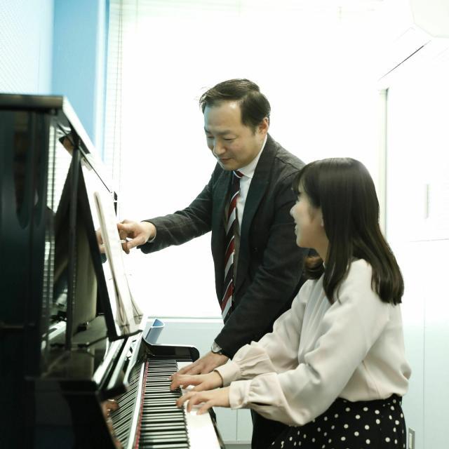 蒲田保育専門学校 【ピアノ講習会】保育分野のピアノを体験してみよう♪3