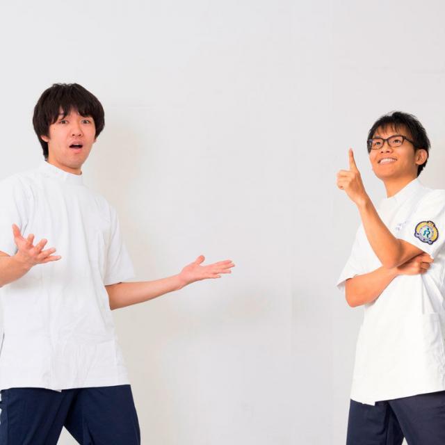 日本リハビリテーション専門学校 平日学校説明会4