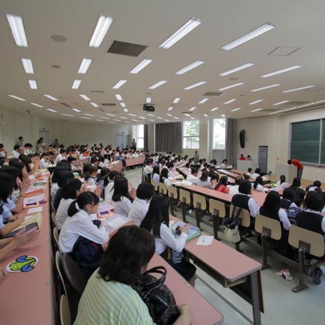 四国大学 オープンキャンパス20184