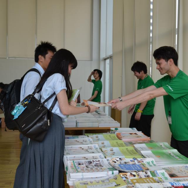 森ノ宮医療大学 オープンキャンパス2019 ~医療系総合大学を体感しよう!~4