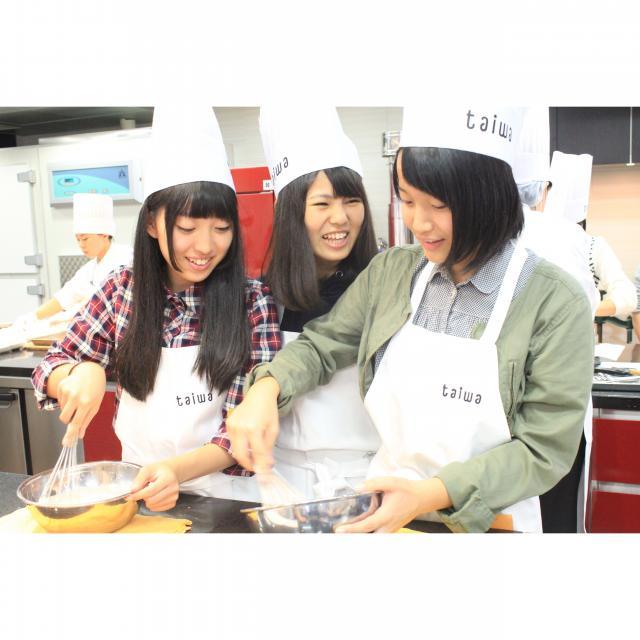 京都製菓製パン技術専門学校 オープンキャンパス☆スイーツFES4