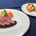華調理製菓専門学校 西洋料理グレードアップメニュー2