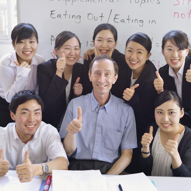 成田航空ビジネス専門学校 個別相談Day1