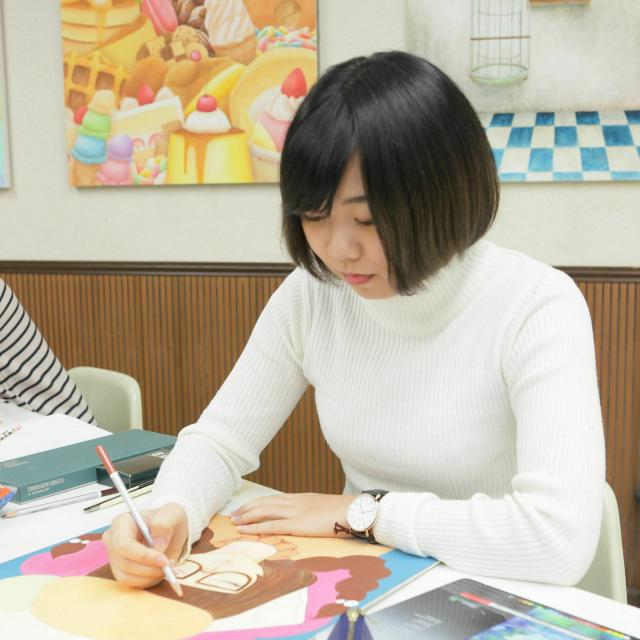 専門学校 札幌デザイナー学院 【オンライン開催】イラスト・キャラクター専攻2