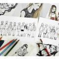 神戸ファッション専門学校 9/25  デザイナー体験