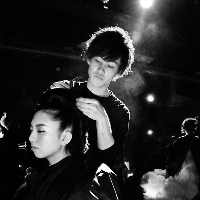グラムール美容専門学校 有名人気ヘアサロンスペシャルショー開催!1